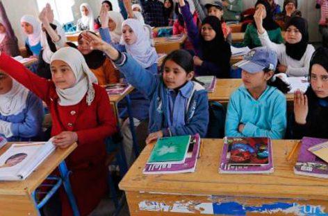 Educación para cambiar la vida de los niños refugiados