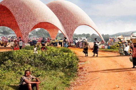 El primer aeropuerto de drones que cambiará la vida en Ruanda