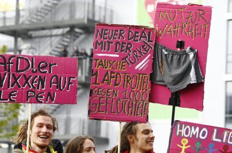 Alemania destinará 96.300 millones de euros hasta 2020 para los refugiados