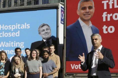 Primer alcalde musulmán de Londres