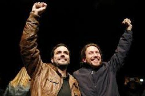 Unidos Podemos, el nuevo nombre de la unión de Podemos e Izquierda Unida en España