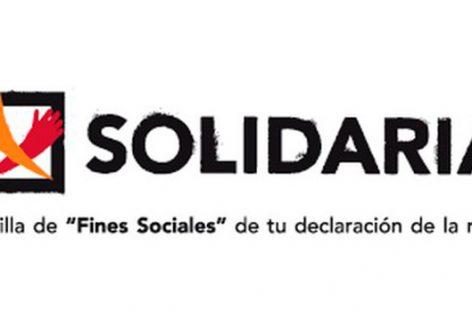 Cruz Roja. Declaración de la renta y la 'X solidaria'