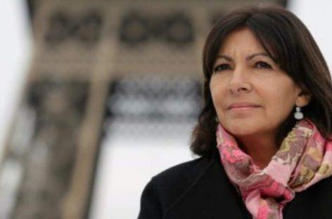 La alcaldesa Anne Hidalgo creará en breve un gran campo de refugiados