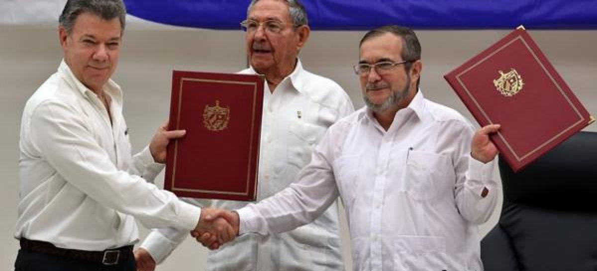 """El papa Francisco sobre Colombia: """"Estoy feliz"""""""