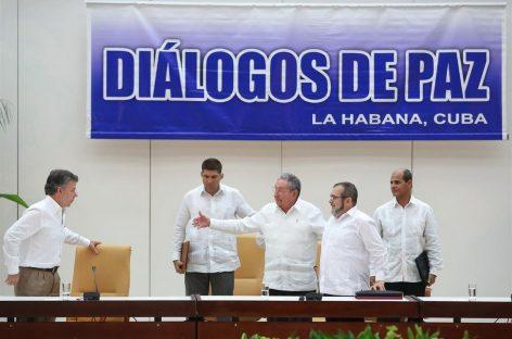El Gobierno de Colombia y FARC por fin cerca de alcanzar un acuerdo de paz