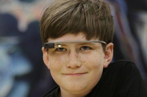 Las gafas Google Glass también pueden ayudar a los niños autistas