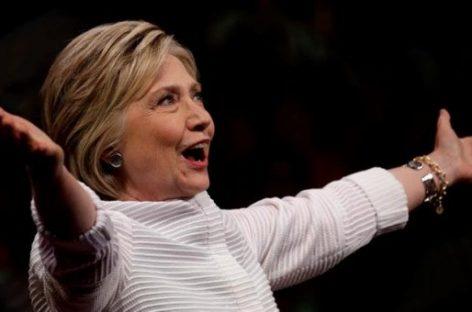 Hillary Clinton, primera mujer candidata a presidir EE.UU