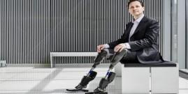 Hugh Herr, premio Princesa de Asturias de Investigación Científica por su aportación biónica en prótesis de piernas