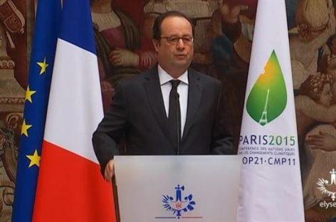 Francia es el primer país industrializado en ratificar el Acuerdo de París
