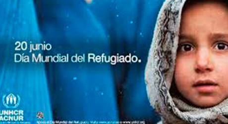 Día Mundial del Refugiado. Soluciones a la crisis mundial