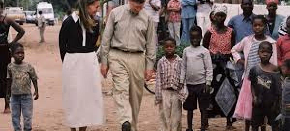 Bill Gates invierte 5.000 millones de dólares en el desarrollo de África