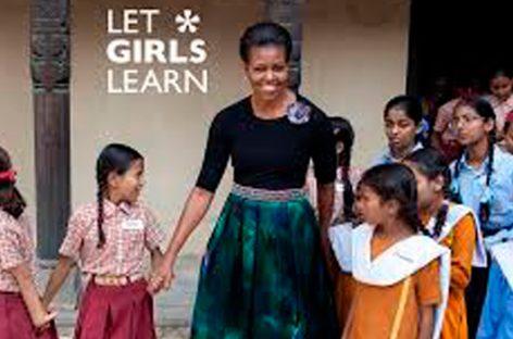 Dejemos que las niñas aprendan