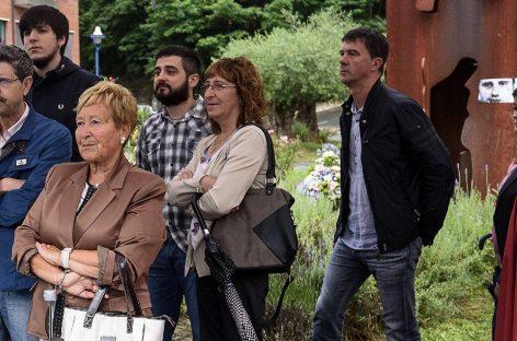 Por primera vez en 19 años EH Bildu participa en el homenaje de Miguel Ángel Blanco