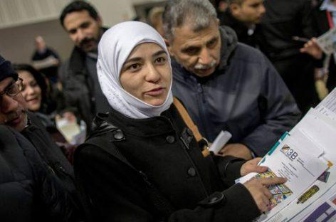 Empleo para los refugiados como clave para su integración