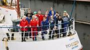 Jóvenes europeos se lanzan al Mediterráneo a salvar vidas