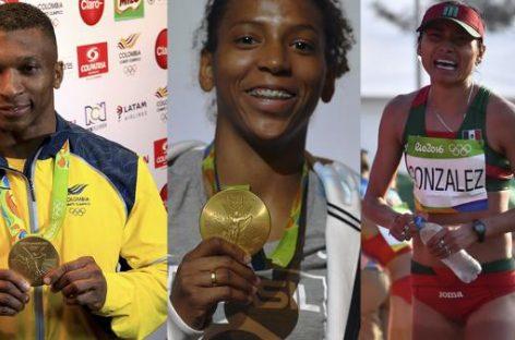 América Latina en Rio 2016: Colombia y Brasil hicieron historia