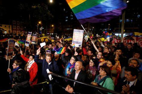 Colombia cierra la herida