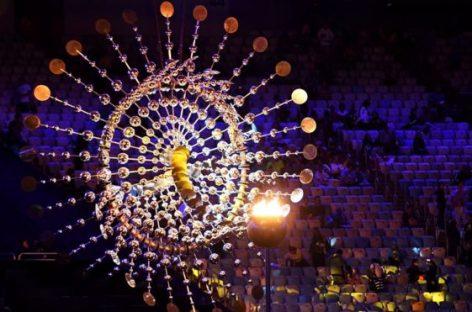 Río se despide con samba, danzarines y carnaval