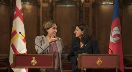 Barcelona y París se unen para ofrecer soluciones a sus ciudadanos