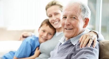Aumento de la esperanza de vida