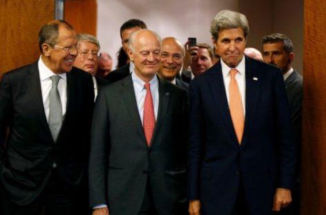 Acuerdo de Rusia y EE.UU sobre Siria