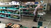 Primer supermercado en el Reino Unido que vende comida caducada