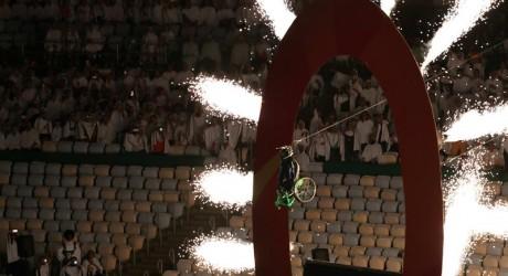 """Aaron """"Wheelz"""" Fotheringham, el salto espectacular de los Juegos  Paralímpicos"""