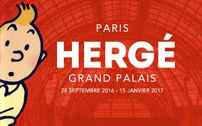 Tintin-Paris-exposicion