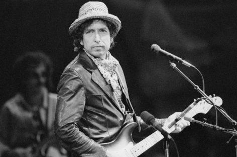 Premio Nobel de Literatura 2016: Bob Dylan