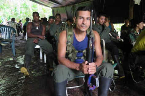 'La guerra se ha terminado', lo aseguran las FARC