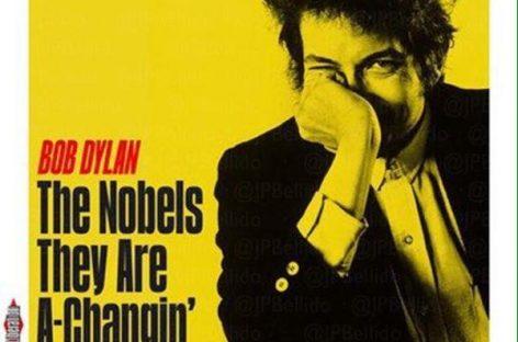 El Nobel de Literatura en las portadas de todo el mundo