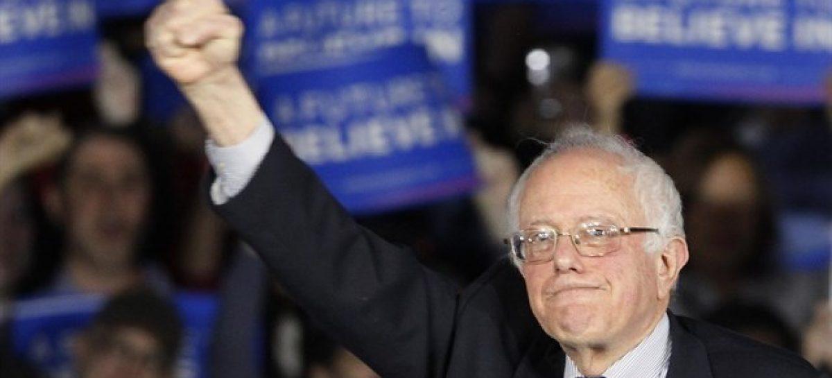 """Sanders propone """"revitalizar"""" y """"abrir"""" el Partido Demócrata"""