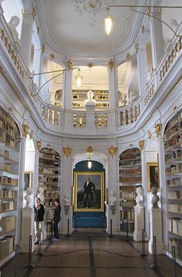 biblioteca alemania