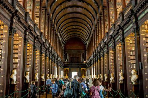 Bibliotecas del mundo, las 10 que te dejaran sin palabras