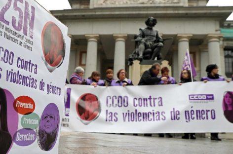 La UE urge a un mayor esfuerzo para combatir la violencia contra las mujeres