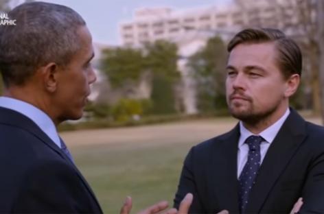 Leonardo DiCaprio nos acerca la realidad del cambio climático