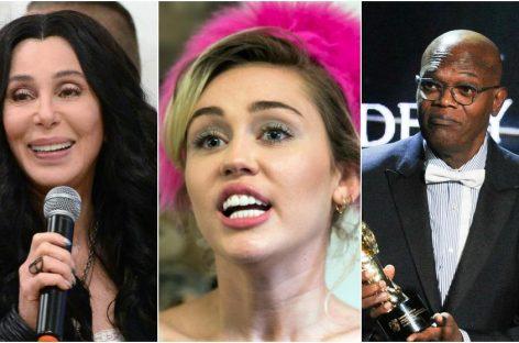 Los famosos que aseguraron que se irían de EE.UU. si ganaba Trump
