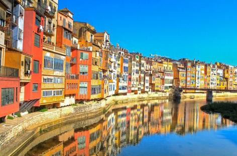 La Girona social y colaborativa