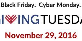 #GivingTuesday, se inicia la cuenta atrás del día del movimiento global de solidaridad