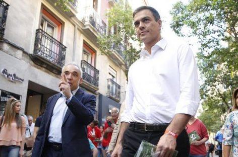 """¿Me acompañas?"""", es la invitación que hace Pedro Sánchez para volver a liderar el PSOE"""
