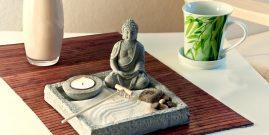 Un espacio de relax y meditación en tu propio hogar