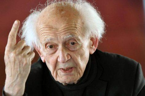 Las frases destacadas de Zygmunt Bauman