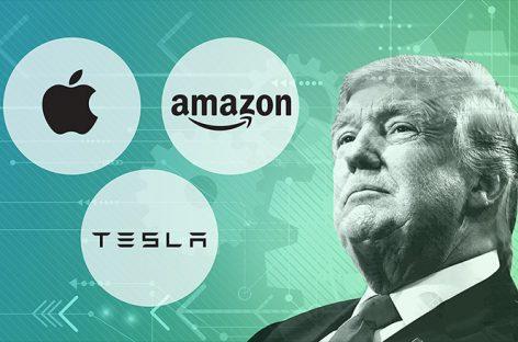 El Silicon Valley se rebela contra Trump