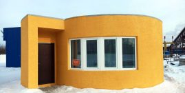La primera casa construida por impresión 3D en tan solo 24 horas