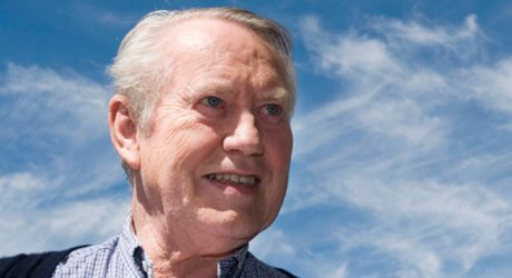 Chuck Feeney, el multimillonario que ha regalado toda su fortuna