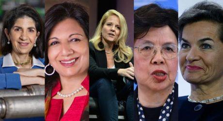 Las 5 mujeres más poderosas en el mundo científico
