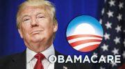 Donald Trump fracasa con el Obamacare
