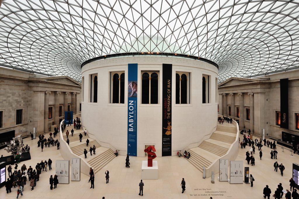 British_Museum_Dome-museos-mejores museos