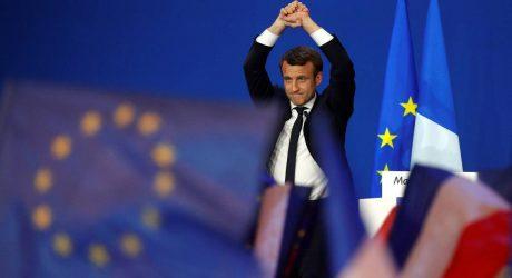Macron recibe el apoyo de sus rivales para frenar a Le Pen