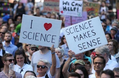 La marcha mundial por la ciencia recorre 500 ciudades